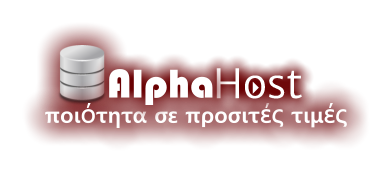 Alpha Host logo